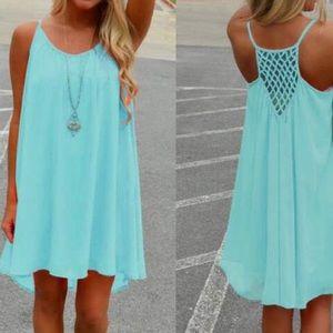 Dresses & Skirts - BACK IN STOCK! SILK SUMMER DRESS